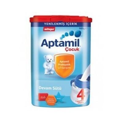 خریدشیرخشک آپتامیل 4 برای کودکان 12تا 24 ماه